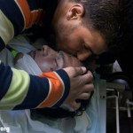 Basem Abu Rahme, killed by Israeli forces