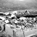 The demolished school.