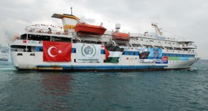 Freedom Flotilla ships set out for Gaza.