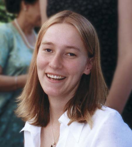 Rachel Corrie, April 10, 1979 – March 16, 2003 (Courtesy Rachel Corrie Foundation)