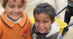 Two of Nasser's children