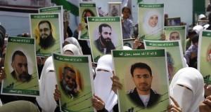 Remembering Palestinian prisoners in Hebron