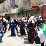 Nakba Day protests in Hebron