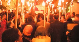 Nakba Day protests in Hebron