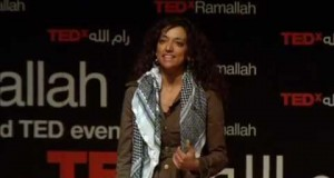 Huwaida Arraf @ TedxRamallah: Humanity Has No Nationality