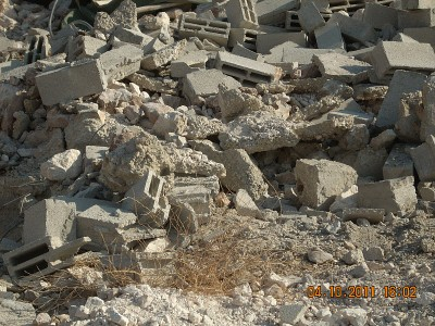 Homes destroyed in Kufr ad-Dik and Salfit - Click here for more pictures