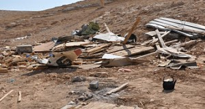 Charging victims of House Demolitions - Click here for more images