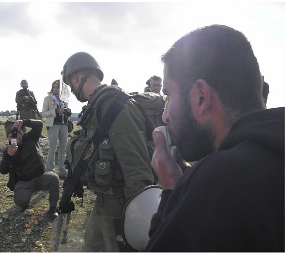Demonstration in Nabi Saleh