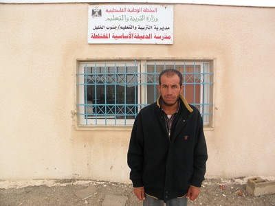 Dkaika Bedouins face expulsion - Click here for more images