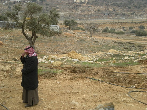 Demolitions in Beit Hannina