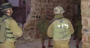 Hebron Raid