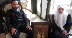 Obada Saed Bilal and Nili Zahi Safad (Joe Catron)