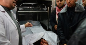 Mohammed Shaker Abu Auda, martyred at the age of 20