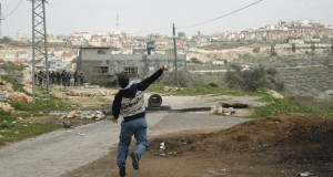 Perseverance and resistance in Kufr Qaddoum - Click here for more images
