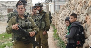 Two 11 year old boys from Qordoba school, detained by Israeli military