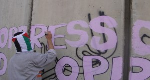 Tagging up segregation | Click here for more photos