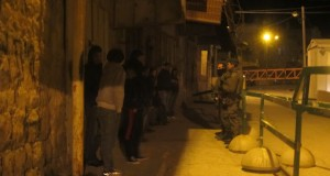 Night Raids--Al Khalil