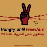 Concern mounts for three remaining hunger strikers