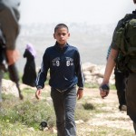 The number of Palestinian children in Israeli detention has increased 40 percent since last September.