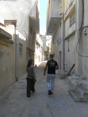 """Askar Refugee Camp: """"Our dream is to visit Jerusalem ..."""