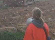 Rachel Corrie on March 16, 2003