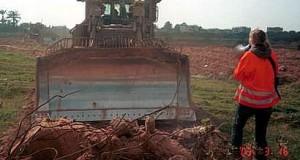 Rachel Corrie on March 16,2003