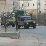Israeli military attacks funeral in Beit Ummar