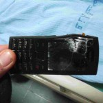 Ammar´s mobile phone still wasn´t enough to stop the bullet