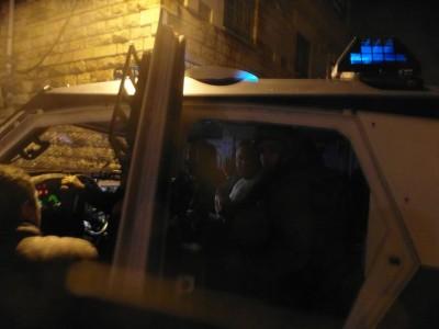 Hebron arrest 7 January 2013