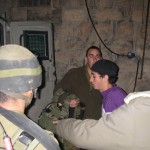 17 year old youth arrested in Tel Rumeida, Hebron