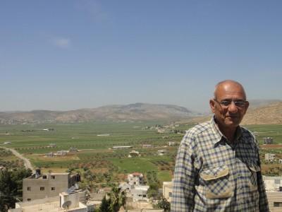 Jamal Kanaan stays steadfast in Beit Dajan