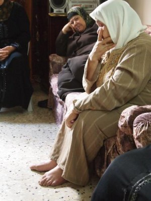 Mother of arrested siblings Tahrir and Saddam