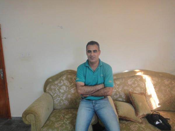 Wael Dawabsheh, clinical psychologist for the TRC