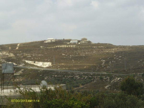 Havat Gilad outpost (Photo by ISM)