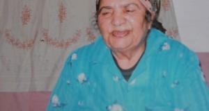 Amena in her home in 2011