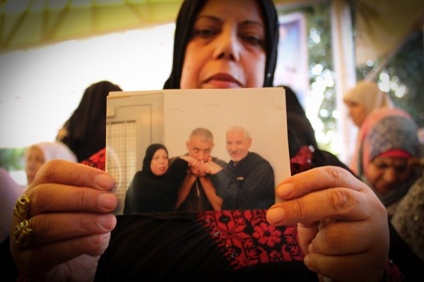 Mona Babakh, age 50. Her son Rami Barbakh, age 37, was imprisoned on 10 July 1994 and condemn to one life sentence. (Photo by Gal·la López)