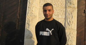 Saeed Amireh is a 22-year-old resident of Ni'lin, the son of a farmer, who has been active in the popular resistance since 2003.