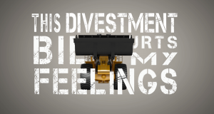 This Divestment Bill Hurts My Feelings