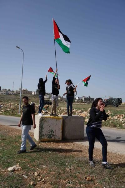 Nabi Saleh 7th March 2014