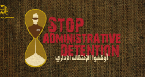 (Images by the Global End Administrative Detention Campaign)