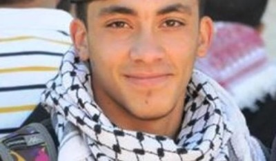 Israeli forces fatally shot Nadeem Siam Nawara, 17, on May 15 during clashes following a demonstration marking Nakba Day.