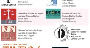 Human rights organizations request immediate intervention from EU Foreign Policy Chief Catherine Ashton