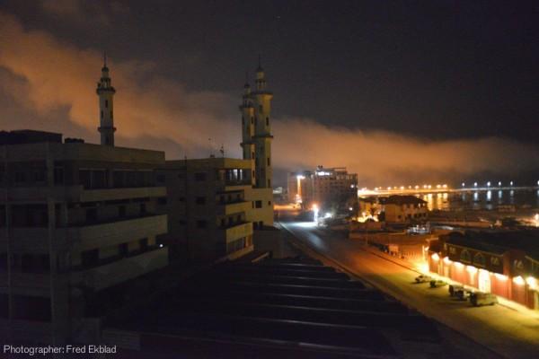 Photo taken by Fred Ekblad, ISM Gaza