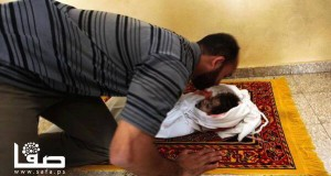 Gaza child martyr