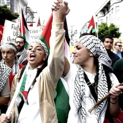 Take action: Protests around the world respond to assault on Palestine