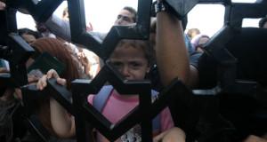Egypt must open the Rafah crossing.