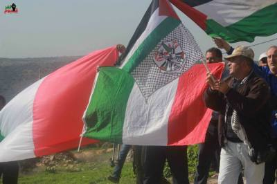 Photo from Kufr Qaddum facebook page: http://tinyurl.com/olqb4sk