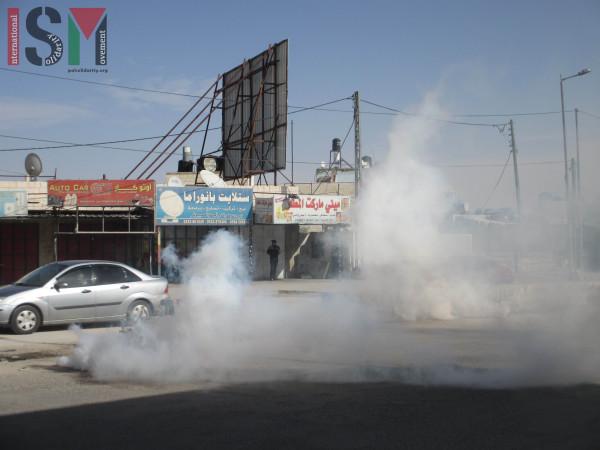 q tear gas