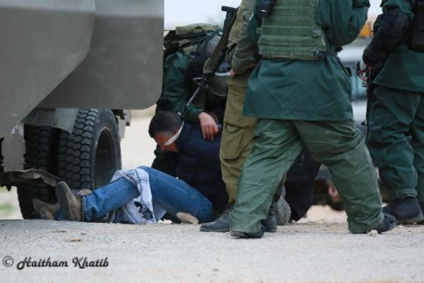 Khatib arrest 1