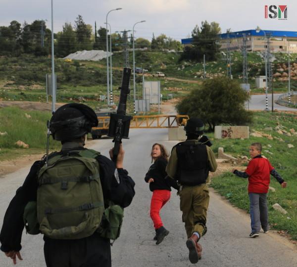 Chasing Nabi kids